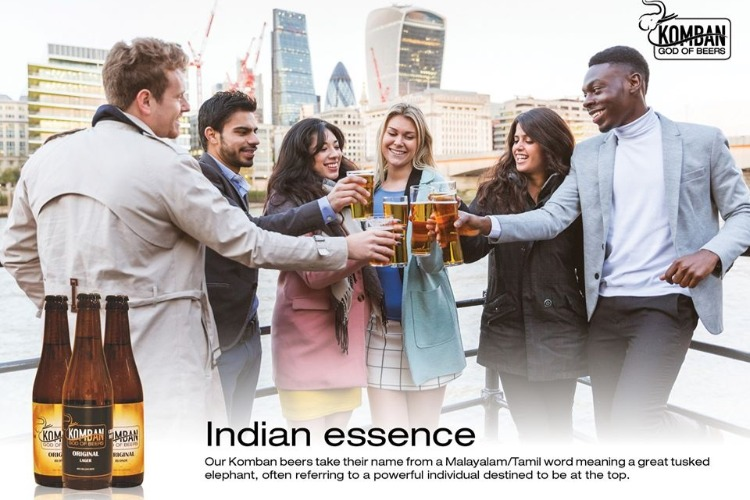 A craft beer made from Kerala's Palakkadan Matta rice is becoming popular in the UK