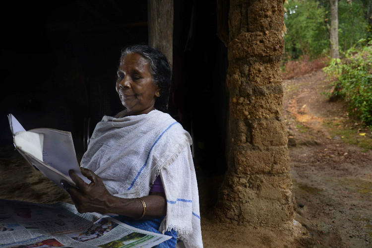 Grandmother Of The Jungle This Kerala Tribal Woman Can