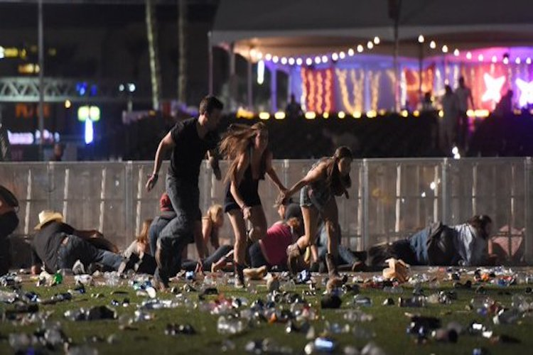 Death Toll From Las Vegas Concert Massacre Rises To 58
