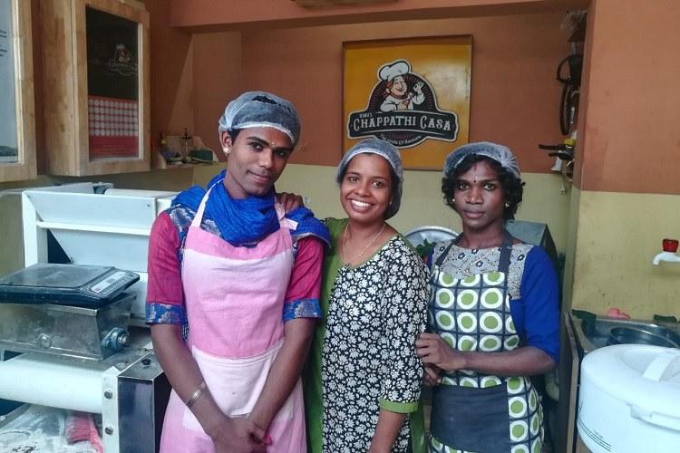 Kerala food stall owner stands up for transgender staff