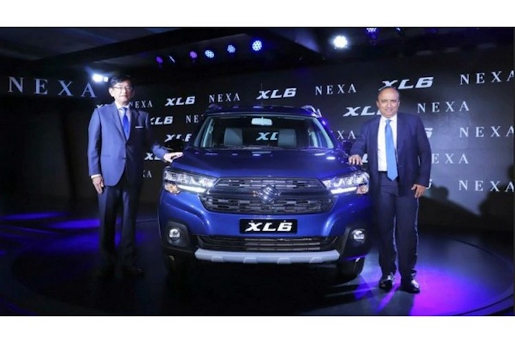 Maruti Suzuki XL6 launched in India at Rs 9.80 lakh