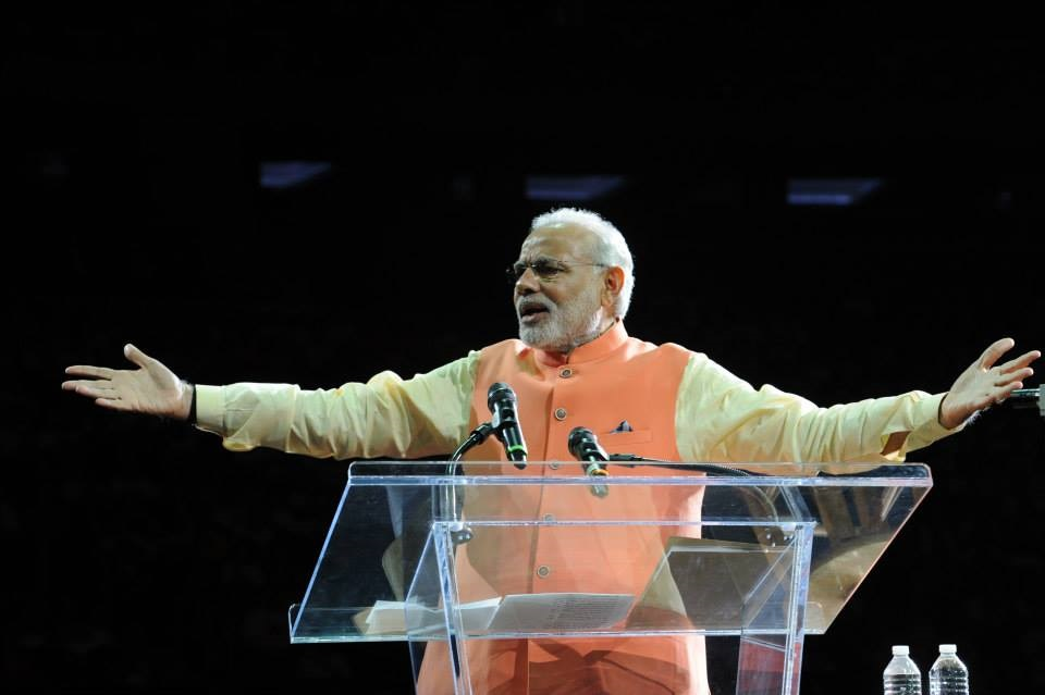 why narendra modi is a right Long before trump and his clones in europe got near power, right-wing populism already had a pioneer, in india in 2014, narendra modi became prime minister and crushed the congress party with a.