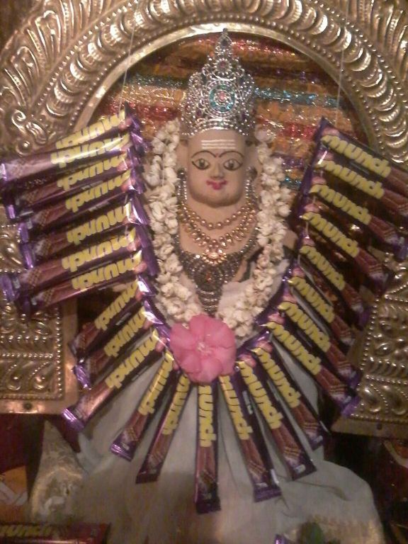 Munch Murugan A 300 Year Old God Who Developed A Taste