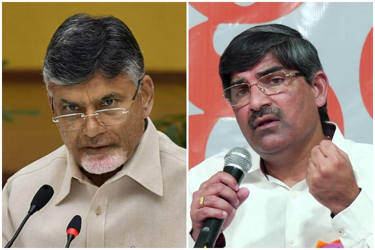 Why the TDP government and the Chief Secretary in Andhra continue to spar post polls