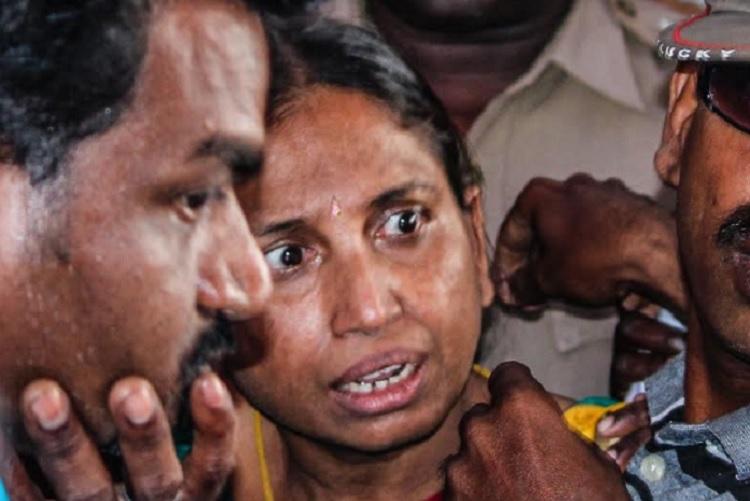 Madras HC dismisses Rajiv Gandhi assassination convict Nalini's petition