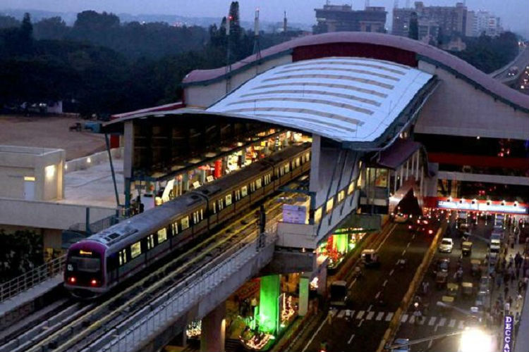 about namma metro Bangalore's namma metro system has just grown up with the opening of the entire stretch of the east-west purple line as envisioned in its original plan for the.