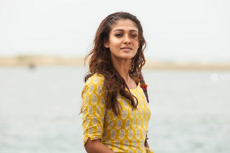 Nayanthara's 65th film titled 'Netrikann' to be produced by Vignesh Shivn