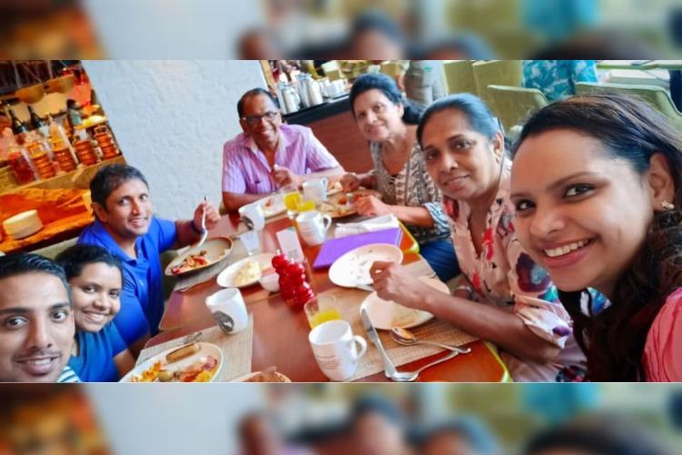 Minutes after posting selfie, celebrity chef and daughter killed in Sri Lanka blast