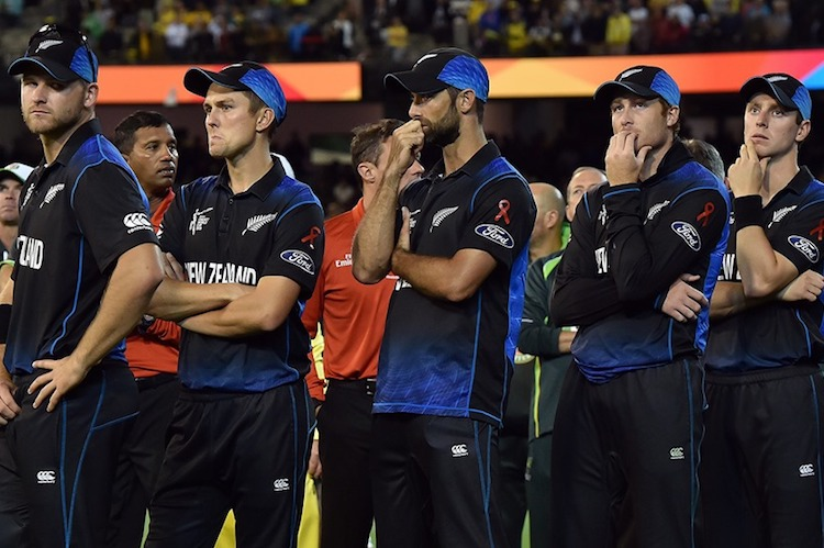 'Sharing' the World Cup title must be considered: New Zealand coach