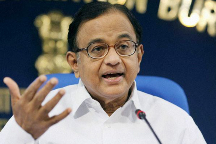 Former Union Min P Chidambaram summoned by ED in aviation scam case
