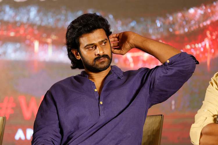 Prabhas wraps up third schedule of upcoming film