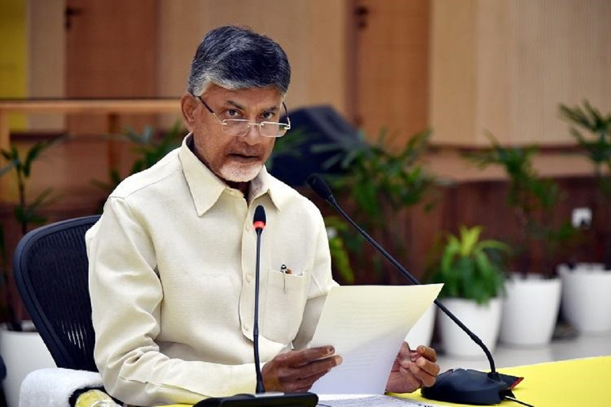 COVID-19 test on TDP MLC triggers row, Chandrababu Naidu says YSRCP  'settling scores' | The News Minute