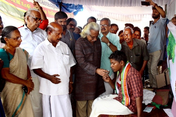 CM Pinarayi promises Kerala PSC exams in Malayalam, protests called off