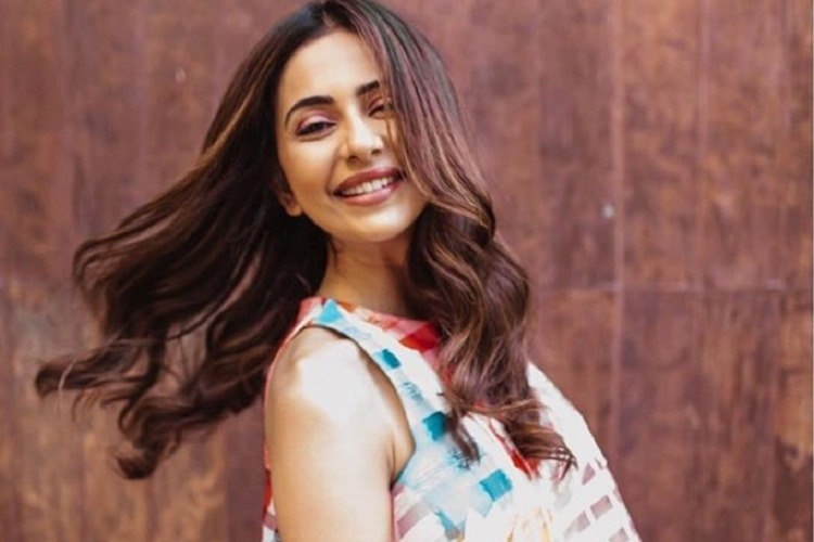 'Manmadhudu 2' required a woman lead 25 years younger than the hero: Rakul Preet intv