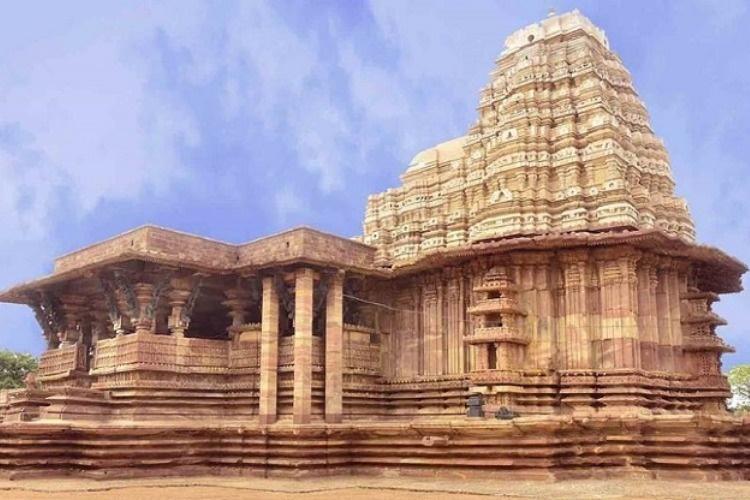 800 Yr Old Kakatiya Era Temple In Warangal Nominated For