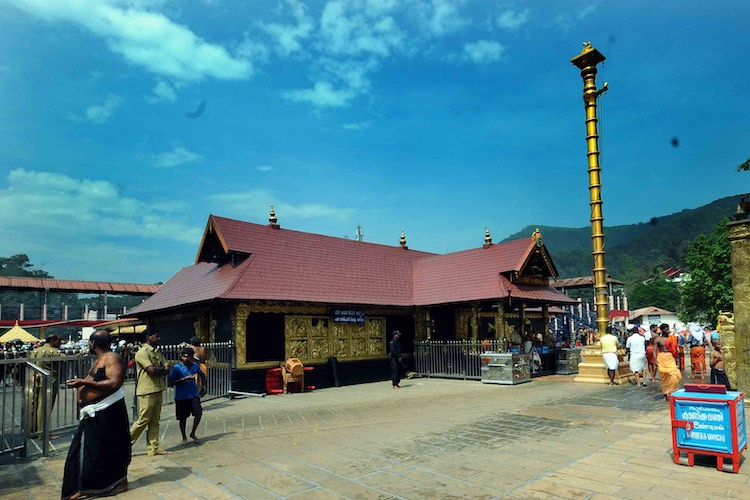'Make separate law for Sabarimala temple administration,' SC tells Kerala govt