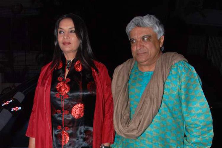 Actor Shabana Azmi hurt in road accident on Mumbai-Pune Expressway