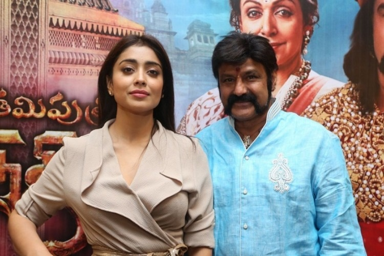 Shriya Saran to pair up with Balayya for 'Ruler'