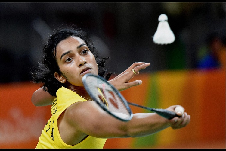 Badminton world champion PV Sindhu awarded Padma Bhushan