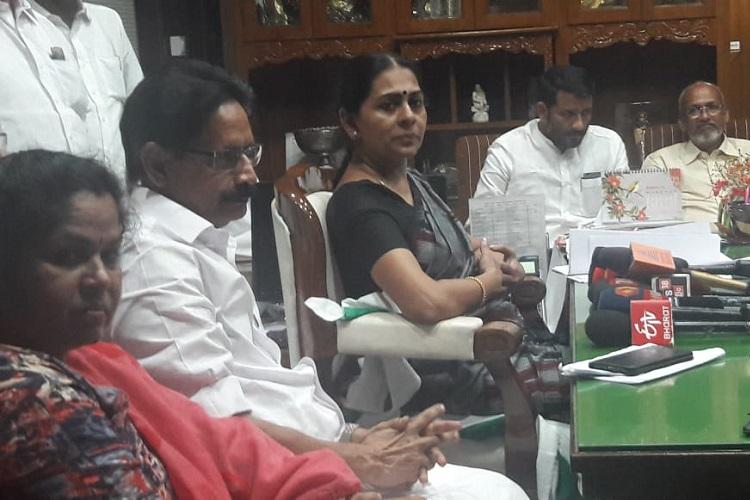 LDF's no confidence motion against Kochi Mayor fails, Soumini Jain to continue