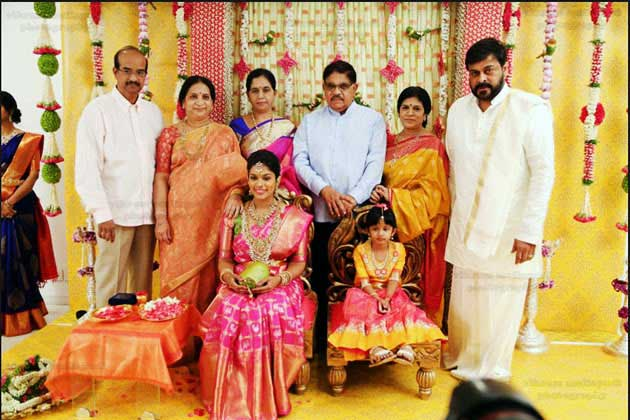 tollywood all set to experience chiranjeevis daughters