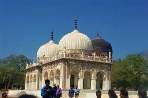 Two more mausoleums restored at Qutub Shahi Tombs in Hyd open to public