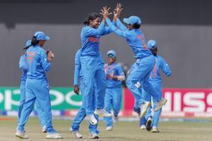 Womens World T20 Confident India take on Ireland eye semis berth