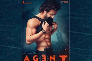 Akhil Akkineni begins shooting for Surender Reddys Agent