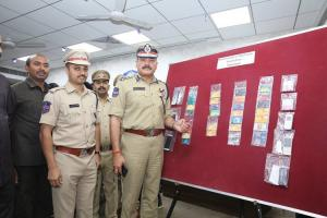 Hyderabad police arrest 5 for ATM fraud recover 31 debit cards