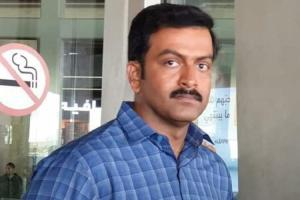 Prithviraj sports a different look for Aadujeevitham