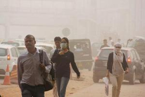 Air quality in 11 Ktaka cities including Bengaluru does not meet set standards