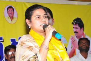 Ex-Andhra Min Bhuma Akhila Priya back in Hyderabad jail after 3-day police custody