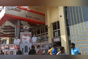 Master Pongal How FDFS at a Chennai theatre felt
