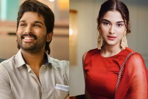 Bollywood actor Saiee Manjrekar to act with Allu Arjun in Koratala Siva film