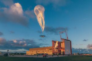 Alphabet winds up its internet balloon project Loon