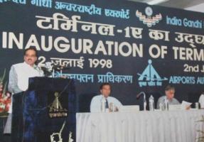 The struggle for an airport How Ananth Kumar helped Bengaluru get an international airport
