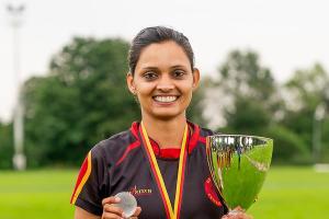 How Bengalurus Anuradha Doddaballapur became captain of Germanys cricket team