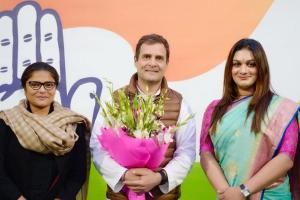 Apsara Reddy becomes first transgender office-bearer in Congress