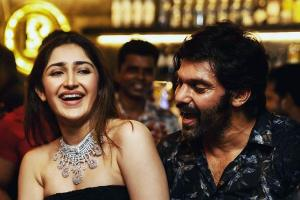 Actors Arya and Sayyeshaa welcome their first child