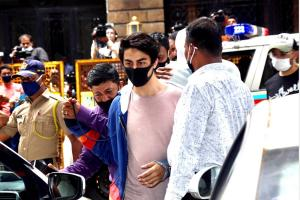 NCB claims Aryan Khan might be part of international drug conspiracy