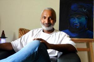 Meet Ashok Rajagopalan creator of hilarious childrens book series Gajapati Kulapati