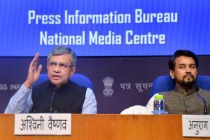 5G spectrum auction likely in Feb 2022 Telecom Minister Ashwini Vaishnaw