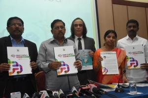 Bluru BBMP schools to go hi-tech Civic body unveils Project Roshini with Microsoft