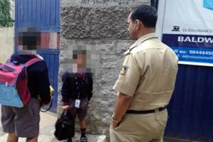 Baldwin school row Ktaka Child Commission directs criminal action against staff