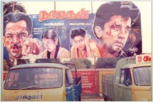 Why posters and cut-outs in Tamil cinema are much more than advertisements