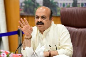 Expedite Bengaluru rail project create Kalaburagi division Karnataka CM to Union govt
