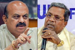 Karnataka CM defends moral policing then gets into Twitter war with Siddaramaiah