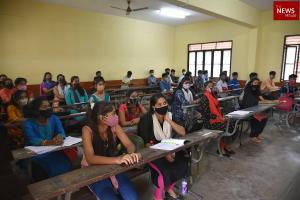 Bengaluru schools see high turnout as physical classes resume in state
