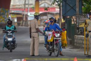 Lockdown eases Bengaluru traffic cops collect Rs 214 crore in fines in a week