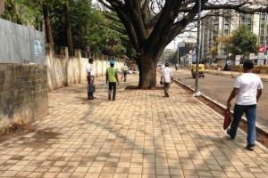 Over 40 per cent of road accident victims in Bengaluru are pedestrians
